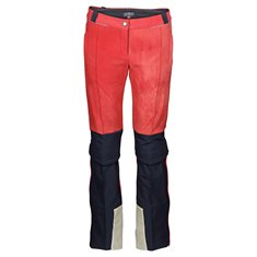 FUSION- LADIES Navigator SPLIT PANTS red