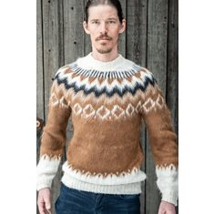 Alpaca Island Sweater