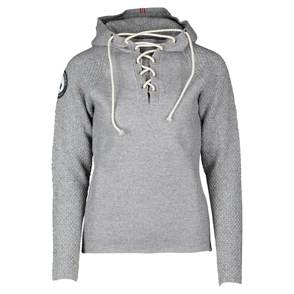 BOILED HOODIE LACED WOMENS