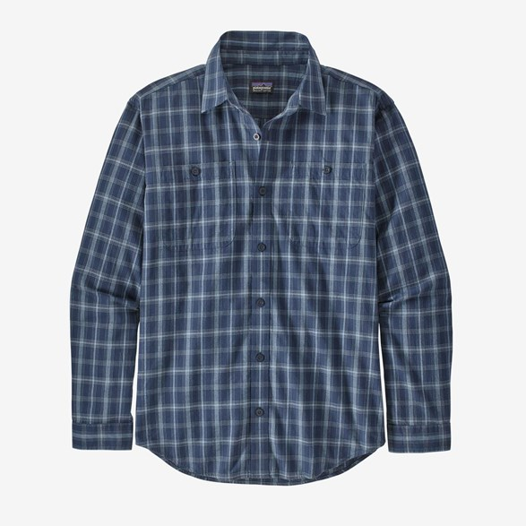 M's L/S Pima Cotton Shirt