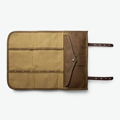 Rugged Twill tool roll