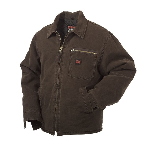 WASHED WORKER JACKET